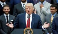 美国总统特朗普将出席在亚洲举行的多场峰会