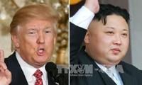 朝鲜强调愿在合适时间与美国谈判