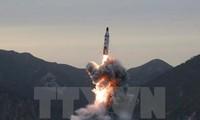 朝鲜试射导弹未对俄罗斯构成威胁