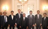 越南政府承诺为荷兰投资者创造一切便利条件
