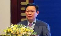 越南政府副总理王庭惠:把越南与印度尼西亚双边贸易额提高到一百亿美元