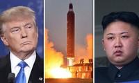 俄罗斯呼吁美国避免刺激朝鲜的言论