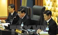 泰国立法议会主席蓬佩和夫人开始对越南进行正式访问