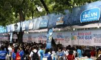 2017年第六次越南国际图书博览会即将在河内举行