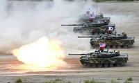 朝鲜警告将对韩美联合军演进行强烈报复