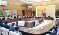阮氏金银会见日本议会青年议员代表团