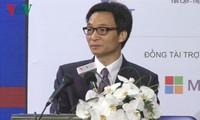 越南信息与通信技术高层论坛在河内举行