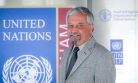 越南是联合国全球改组活动中的标兵