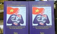 意大利学者介绍与越南海洋岛屿主权有关的新印刷品