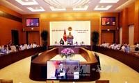 推动越南与美国在探测、开发与和平利用宇宙空间方面的合作