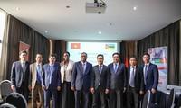 加强越南与莫桑比克和斯威士兰企业对接