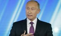 俄罗斯总统普京突出阐述十月革命对全世界产生的影响