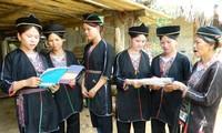 为推动少数民族妇女和男性发展需求做出贡献
