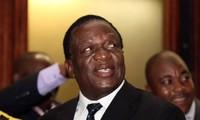 津巴布韦确定新总统就职仪式时间