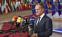 欧盟峰会在紧张气氛中做出多项决策