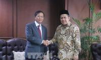 印度尼西亚重视与越南的合作关系
