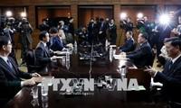 韩国希望朝韩首脑会晤发表朝鲜半岛无核化宣言