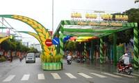 Reis-Festival in Soc Trang