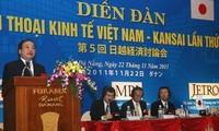 Wirtschaftsforum zwischen Vietnam und Japan