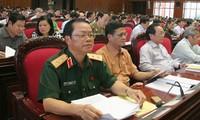Abgeordneten diskutieren das Arbeitsgesetz