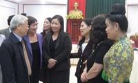 KPV-Generalsekretär lobt die Rolle der Frauen