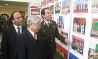 KPV-Generalsekretär würdigt die Rolle der vietnamesischen Polizei