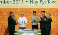 Gipfel der Mekong Anrainer: Ausrichtung auf eine wohlhabende Mekong Region