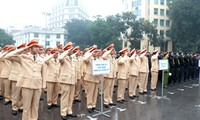 Das Jahr für Verkehrssicherheit 2012 beginnt