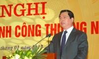 Vietnam will das Industriewachstum in diesem Jahr um 13 Prozent steigen