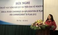 Bilanzkonferenz über die Fortbildung der Arbeitskräfte im Gesundheitswesen