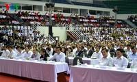 Parteileiter in Da Nang führt Dialog mit Verwaltungsbeamten