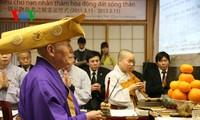 Vietnamesen in Japan beten für die Seelen der Tsunami-Opfer