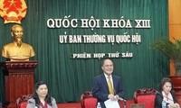 Der ständige Ausschuss des Parlaments tagt in Hanoi