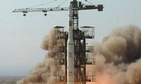 Nordkorea hält an Satellitenstart fest
