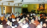 Ho Chi Minh Stadt feiert den Geburtstag Buddhas
