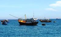 Quang Ngai modernisiert Fischerboote