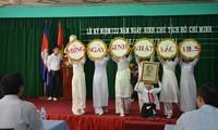 Feierlichkeiten zum 122. Geburtstag des Präsidenten Ho Chi Minh