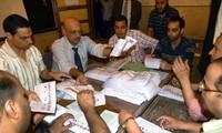 Vorläufige Wahlergebnisse in Ägypten