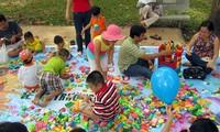 Weltkindertag in Vietnam gefeiert