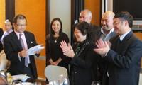 Vietnamesen in Australien unterstützen Schüler auf den Spratly-Inseln
