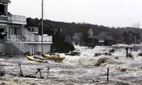 Mindestens 40 Menschen durch Wirbelsturm Sandy getötet