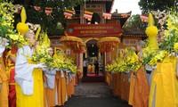 Buddhistische Konferenz in Hanoi eröffnet