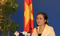 Vizeaußenministerin Nguyen Phuong Nga besucht Iran