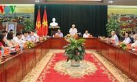 Hai Phong soll Lokomotive für die Wirtschaft Nordvietnams sein