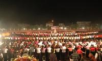 Yen Bai: Rekord von Xoe-Tanz aufgestellt