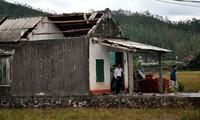 Taifun Haiyan sucht Hai Phong und Quang Ninh heim