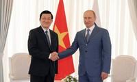 Vietnambesuch des russischen Präsidenten wird Beziehungen zwischen Russland und Vietnam verstärken