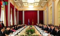 Russlands Präsident Putin endet seinen Vietnambesuch
