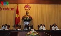 Geänderter Verfassungsentwurf: Parlamentarier geben Stimme ab