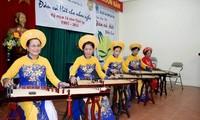 Klub für Volkslieder und Volksmusik der Stimme Vietnams